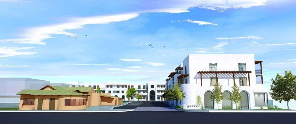17th St San Bernadino rendering