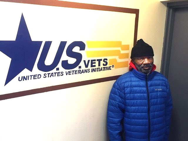 Anthony Brown U.S. Army, U.S.VETS — Washington D.C.