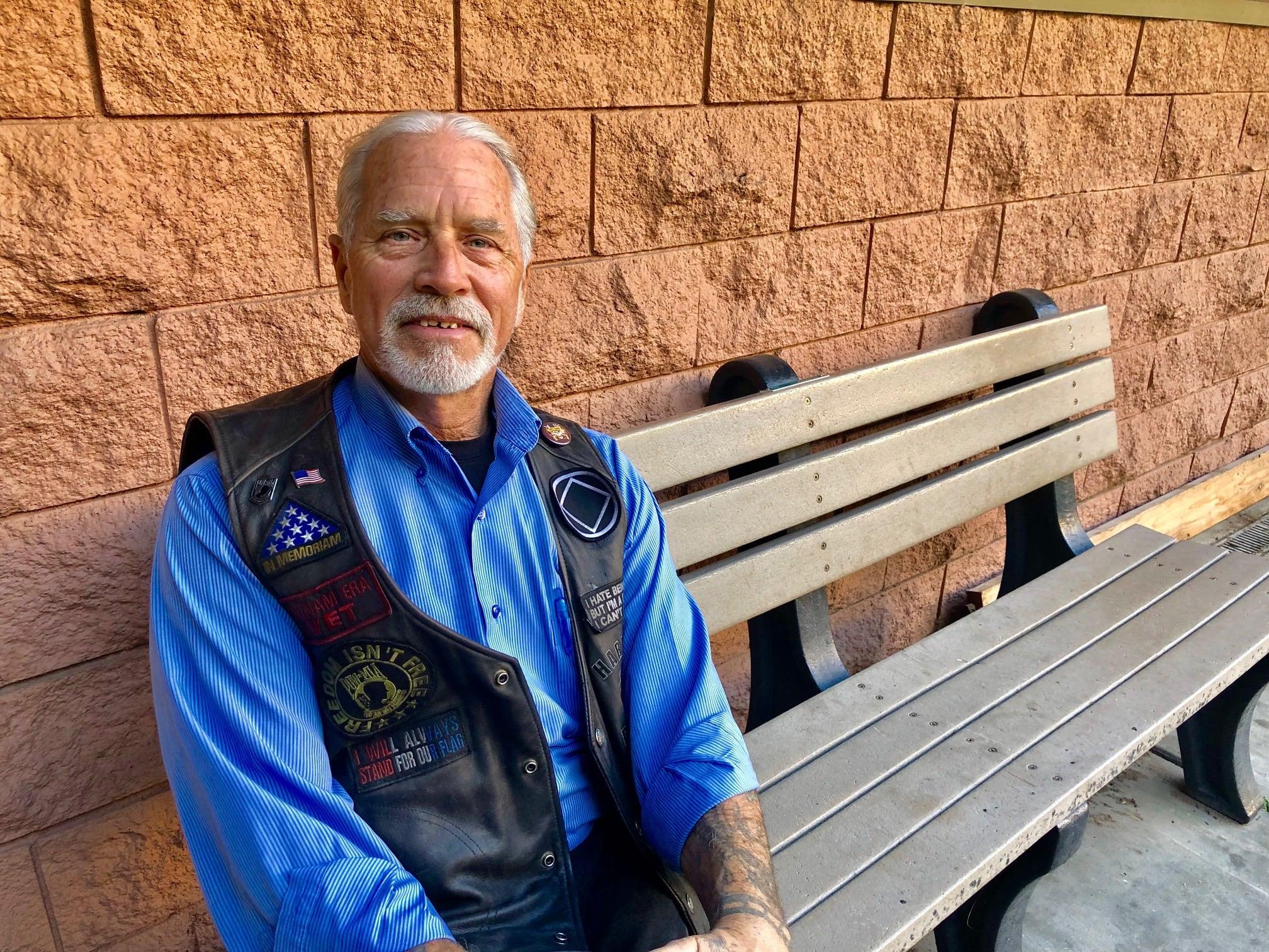 Daniel Adamik Inglewood based Veteran