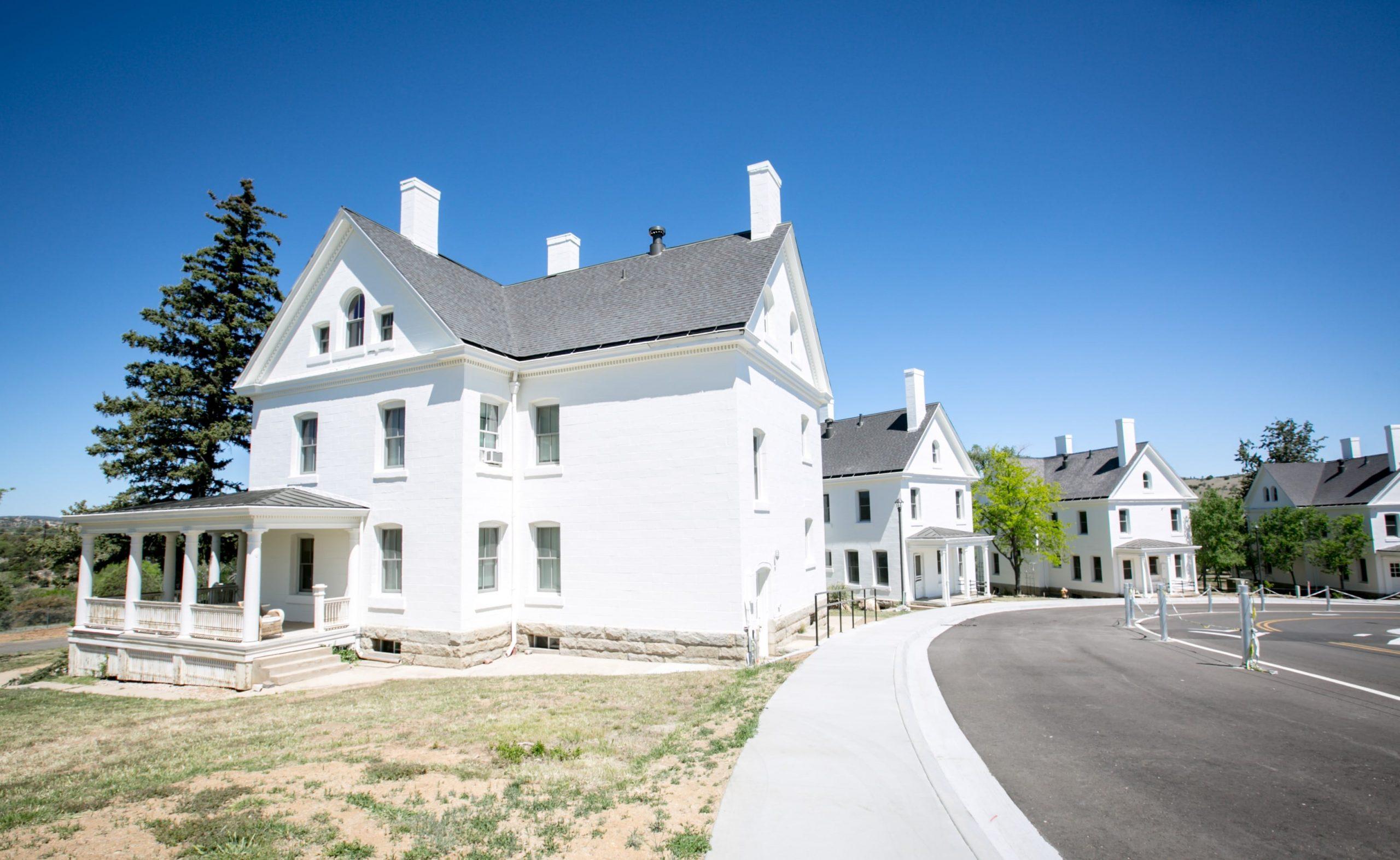 Whipple housing development