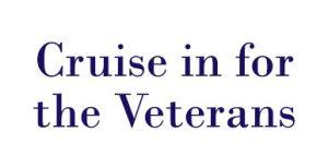 Cruise in for the Veterans logo