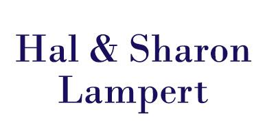Hal & Sharon Lampert Logo