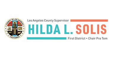 Los Angeles County Supervisor Hilda L. Solis logo